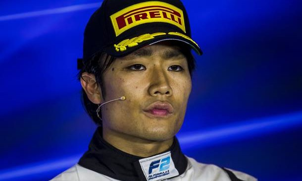 Нобухару Мацусита выступит в 2019-м в составе команды «Карлин» в «Формуле-2»