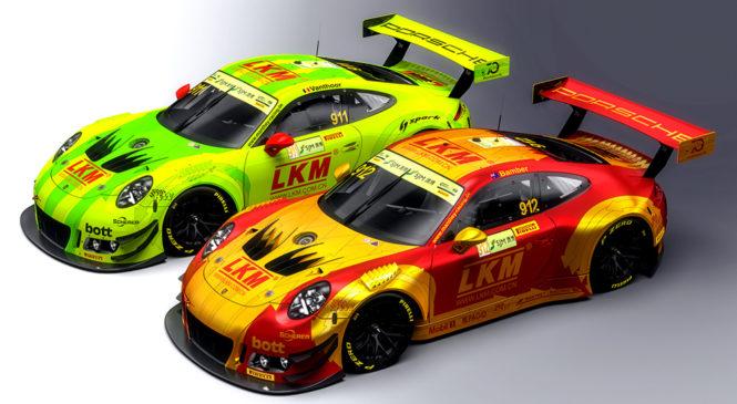«Ауди» и «Порше» представили автомобили для Мирового кубка ФИА ГТ