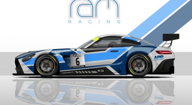 Победитель «3 часов Сильверстоуна» «Рам Рэйсинг» вернется в британский чемпионат ГТ