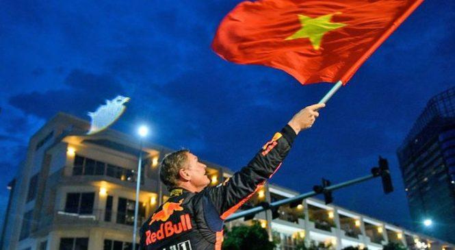 Ханой примет Гран-при Вьетнама в сезоне-2020