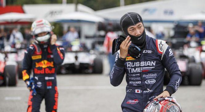 Макино и Фукудзуми в 2019-м будут выступать в «Супер Формуле»
