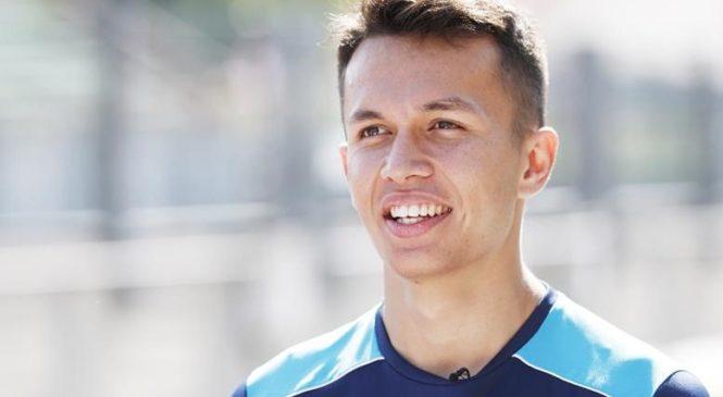 Александер Элбон выступит за «Торо Россо» в следующем сезоне «Формуле-1»