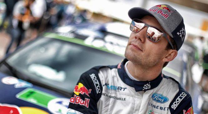 Себастьен Ожье: Уйду из WRC после 2020 года, но завершать карьеру не стану