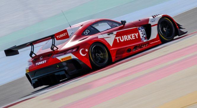 Команда Турции выиграла дебютный Кубок наций ФИА ГТ в Бахрейне