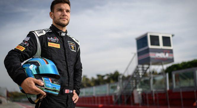 Чемпион азиатской серии «Бланпен ГТ» Линд включен в заводскую программу «Ламборгини»