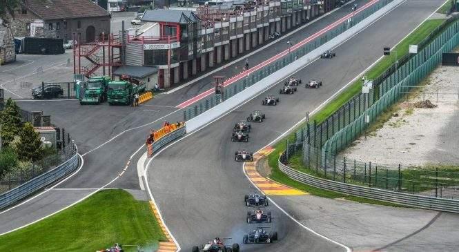 «Евроформула Оупен» переходит на единый регламент с «Формула Мастер»
