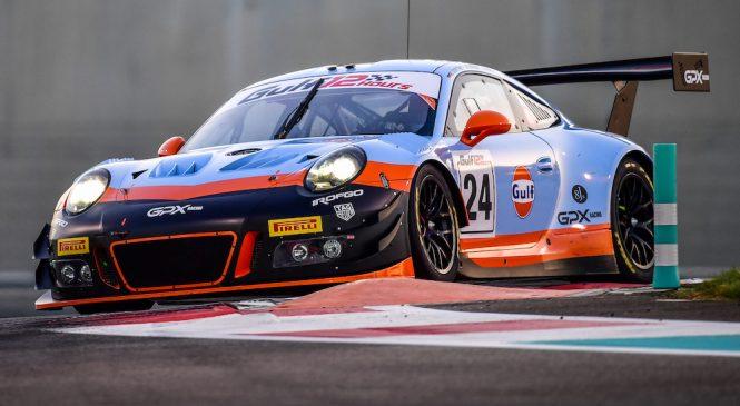 «Джи-Пи-Икс Рэйсинг» присоединится к «Бланпен Эндуренс» с новым «Порше 911 ГТ3 Р»