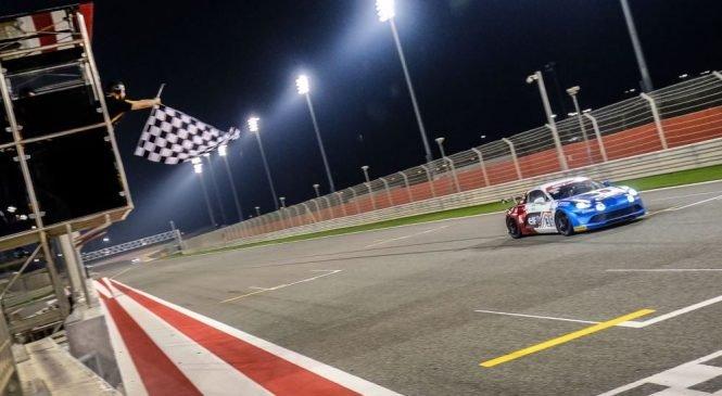 «СМР Альпина» выиграла Международный кубок ГТ4 в Бахрейне