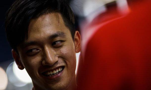 Гуанью Чжоу выступит за «УНИ-Виртуози» в 2019-м году в «Формуле-2»