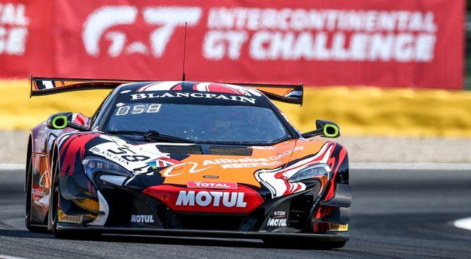 «Макларен» наладит клиентскую программу в гонках ГТ в 2019 году