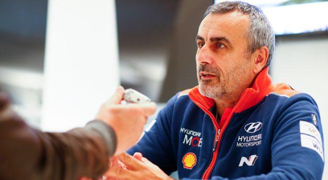 «Хёндэ»: Состав команды на следующий сезон WRC останется неизменным