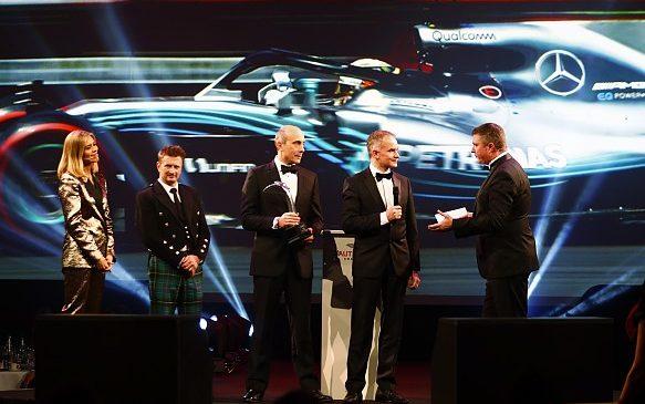 В Великобритании прошла церемония вручения наград журнала «Автоспорт»