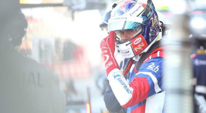 Норман Нато подписал контракт резервного гонщика «Вентури»