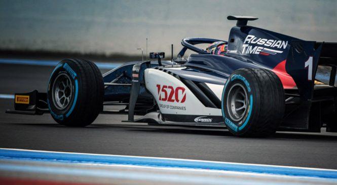«УНИ-Виртуози» заменит «Русское время» в «Формуле-2»