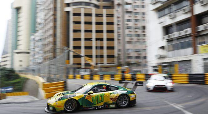 Гонщики-любители вернутся в Мировой кубок ФИА ГТ в Макао