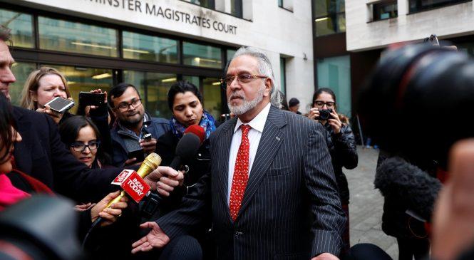 Суд разрешил экстрадицию Виджея Мальи