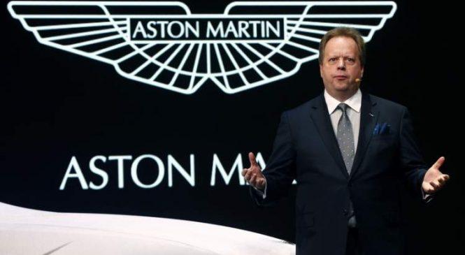 Астон Мартин: Мы отказались от разработки двигателя для Ф1