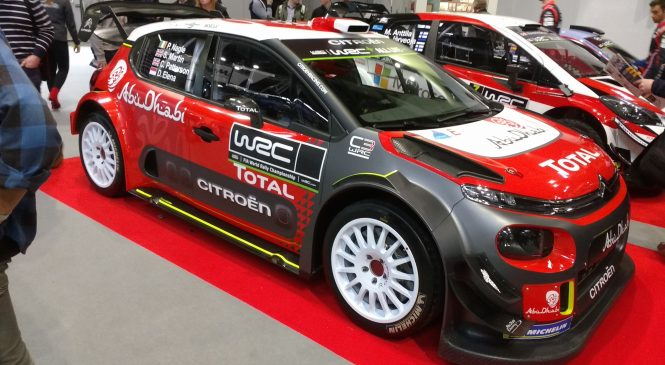 WRC: «Ситроен» выставят только два автомобиля на следующий сезон, Мадс Эстберг остался за бортом