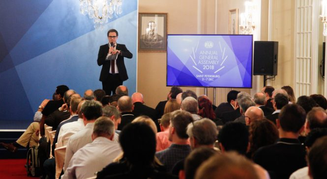 В Санкт-Петербурге открылась неделя Генеральной ассамблеи ФИА