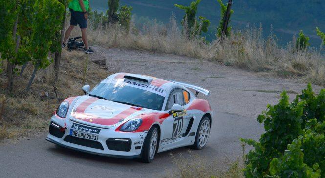 В «Порше» задумываются об участии в WRC?