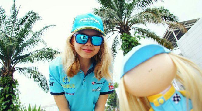 В W Series подтвердили включение Андреевой в список кандидаток в чемпионат