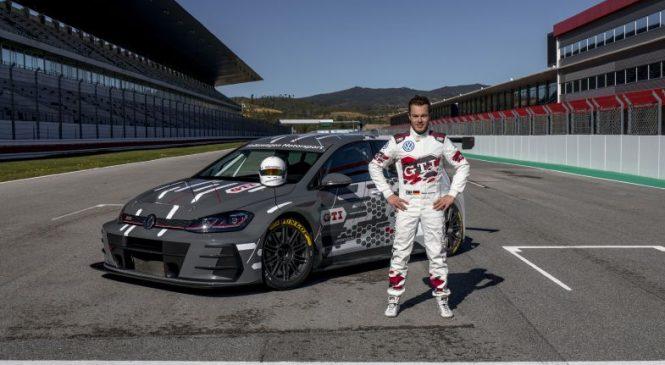 Лёйхтер стал четвертым гонщиком «Фольксвагена» в мировом туринге
