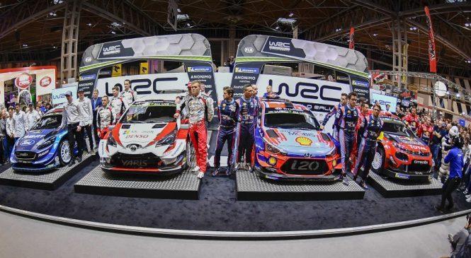 Первому гонщику приготовится. Анонс сезона WRC 2019 года