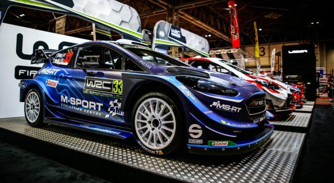 «Класс WRC 2019». Фоторепортаж с выставки «Автоспорт Интернешнл»