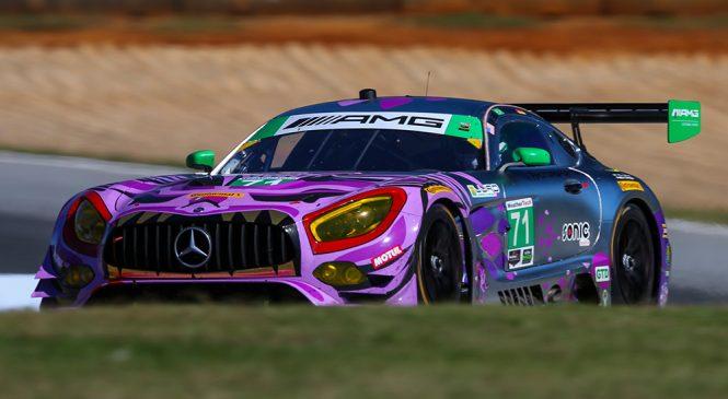 «П1 Моторспортс» планирует расширить программу и выступить в американской серии «Бланпен ГТ»