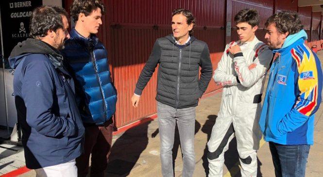 «Формула Рено» постепенно набирает обороты в новом году