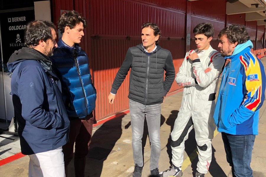 Фернандо Алонсо и кандидаты в его команду