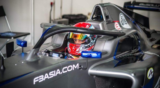 Тиктум и Шумахер примут участие в зимнем чемпионате азиатской Ф3