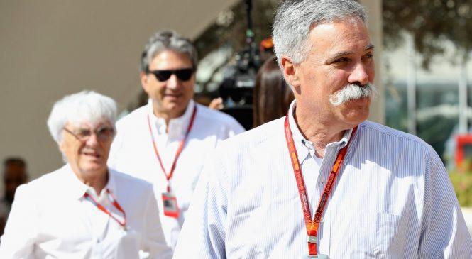 Американские СМИ: «Либерти» готовится к продаже «Формулы-1»