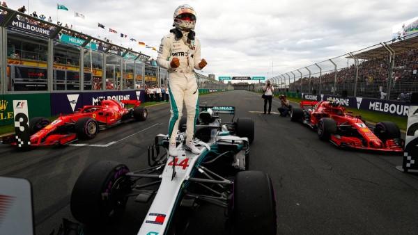 Хэмилтон самый высокооплачиваемый гонщик Ф1 в 2019 году, Квят — пятый с конца