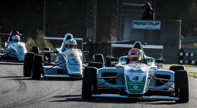 Дания: формульные гонки по-особому