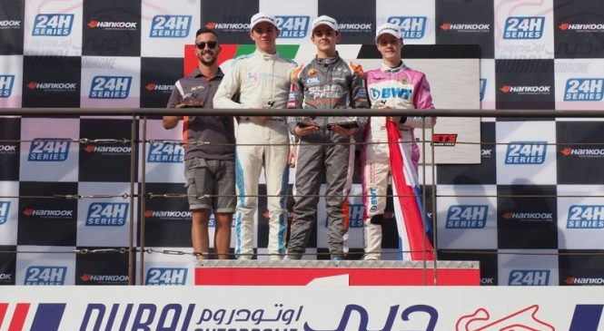 Четыре победителя в четырёх гонках и дебют Наннини в автоспорте. Арабская Ф4 в Дубаи