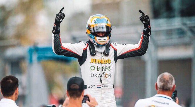Викей захватил лидерство в зимней серии азиатской Ф3, Тиктум провалил первый этап