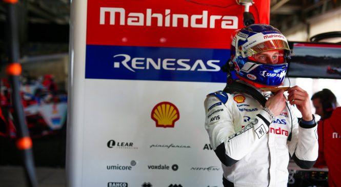 Мюллер показал лучшее время на тестах новичков «Формулы-Е», Сироткин — 11-й