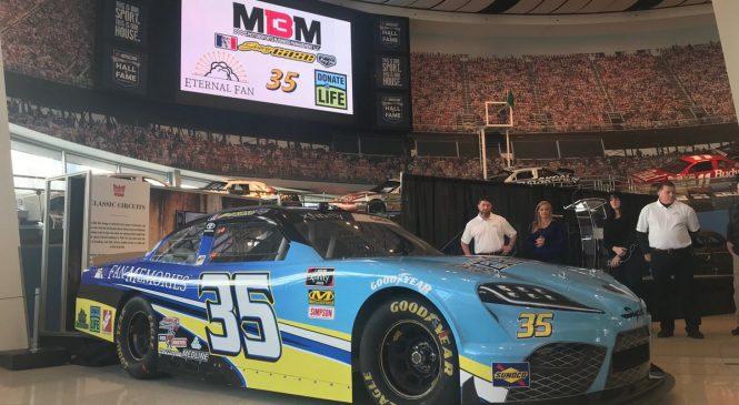 Джоуи Гейз присоединился к «МБМ Моторспортс» в двух дивизионах