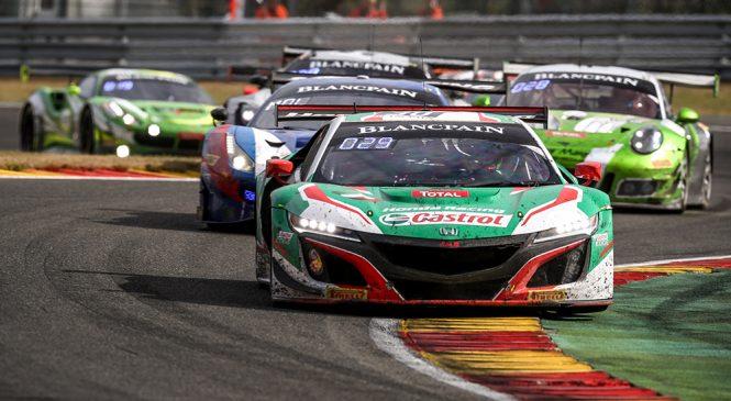 В Межконтинентальной серии ГТ в 2019 году выступят рекордные восемь производителей