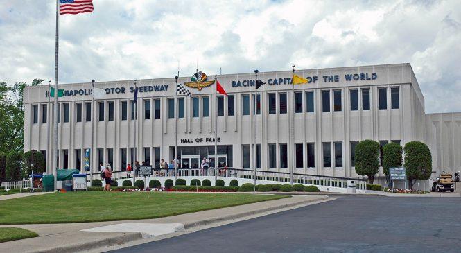 Музей «Индианаполис Мотор Спидвей» планирует масштабную реконструкцию
