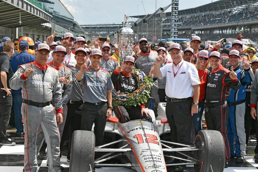 Команда победителей главной гонки планеты