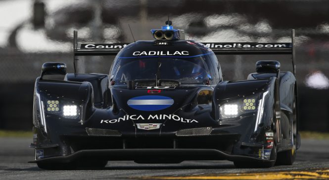 Экипаж Алонсо быстрейший во второй сессии тестов в Дейтоне