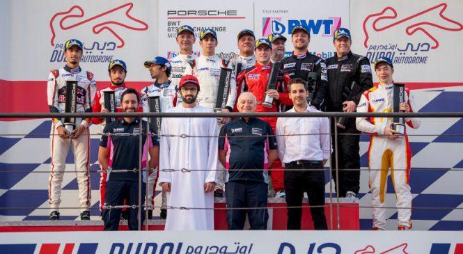 Ближневосточный Кубок Порше — остановит ли кто-то действующего чемпиона?