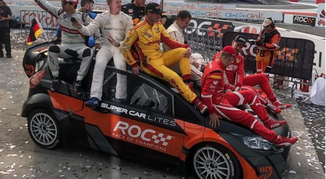 Феттель и Шумахер впервые проиграли Кубок наций
