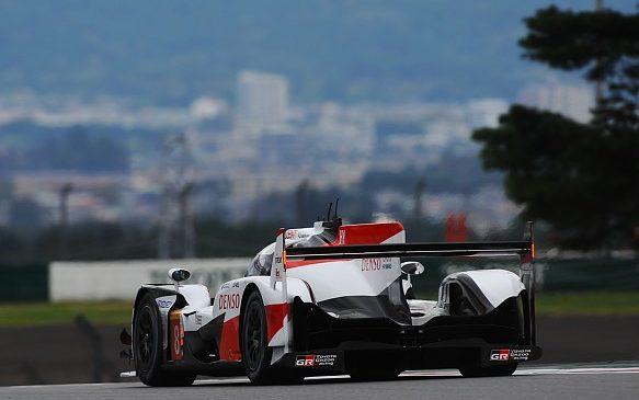 «Тойота» не собирается уходить из Чемпионата мира по гонкам на выносливость