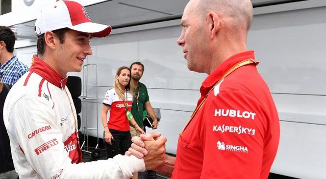 Клиа станет гоночным инженером Леклера, Мекис будет отвечать за «серые» зоны регламента