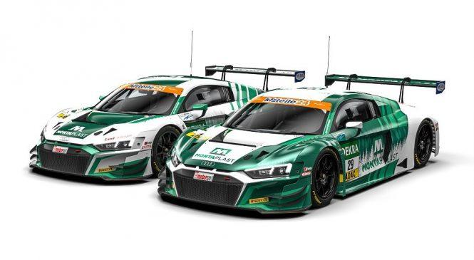 «Ланд Моторспорт» объявил составы в немецком ГТ