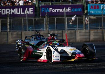 Ди Грасси выиграл гонку в Мексике, обогнав Верляйна перед финишной чертой