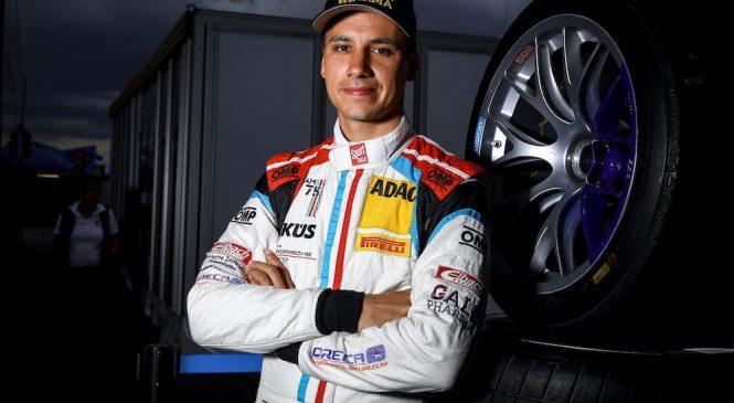 Бахлер и Риццоли выступят за «Динамик Моторспорт» в «Бланпен ГТ Эндуранс»